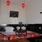 The double room with Traditional Kang bed