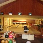 Bowling Alley in Clonea Strand