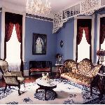 Parlor at Falcon Rest Mansion