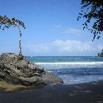 Beautiful and interesting Beach