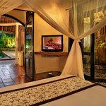 Bedroom - One Bedroom Villa