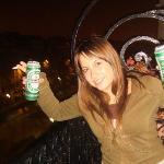 En el balcón del Jules Ferry (L)