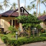 superiror bungalow, that we paid ( 1600 THB/night )