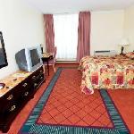 Standard Single Guest Room