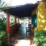 Our casita at the finca del Quero