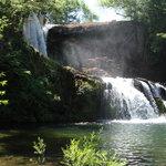 Cascada Mallin Ahogado