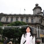 Post Office in Senado Square. One of the oldest building in Macau