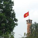 Hanoi Flag Tower (a due passi dall'Hotel)