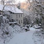 Winter at Spring Cottage