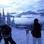 Close to Skiing