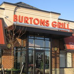 The front of Burton's Grill