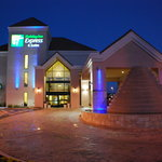 Welcome to the New Holiday Inn Express & Suites Lathrop-South Stockton