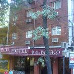 Hotel Pacìfico- Ciudad de Mendoza