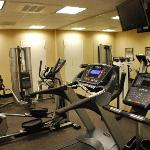 Our fitness center is avaliable 24hours a day