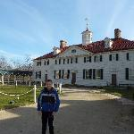 CJ and the Mansion