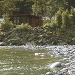 Riverside Chalet
