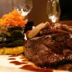 Beef Rossini - tender NZ Beef and Foie gras