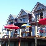 Deck and Balconies
