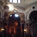 サン・ロレンツォ教会 礼拝堂