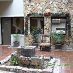 Foto de Hotel Patios de Lerma