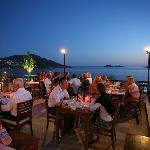 nar terrace restaurant kalka