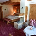 Photo de Hotel Alpin Spa Tuxerhof