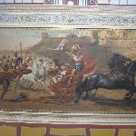 the painting of Achilles