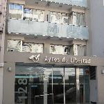 Hotel Ayres de Libertad - Front
