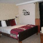 Single suite at Staybridge in Newcastle