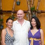 Owners:  Neli (Brazil), Gary (US), Paola (Colombia)