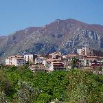Capriglia Irpina, panorama.