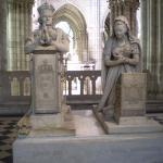 Basilique Saint Denis - tombs - Louis XVI & Marie Antoinette