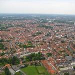 Brugges from up high