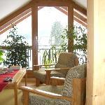 Haus Loidl-Blick Gesäuse