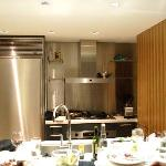 loved the kitchen (messy after cooking but easy to clean.. )