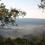 Misty Jungle from Las Mananitas look out