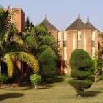 Hotel Mande (part of accommodation)