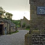 Entrance to Gratton Grange