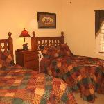 2nd Bedroom of the 2-Bedroom unit.