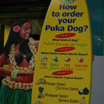 Foto de Hula Dog Hawaiian Style Hot Dogs