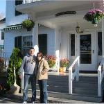 Kennebunkport Inn... most amazing food ever