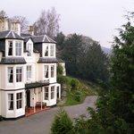 Abbots Brae Hotel - built 1843