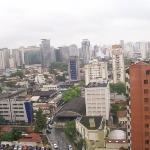 La ciudad desde el hotel