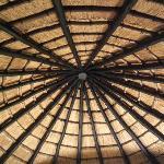 Le toit de la chambre