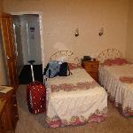 Melbreak Twin Room