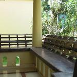Traditional Kerala Benches