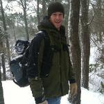 me on the Osprey trail
