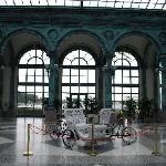 Inside side building