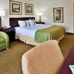 Executive Rooms include Continental Breakfast