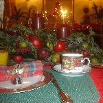 Charming Christmas theme